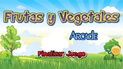 Frutas y Vegetales  screenshots 5