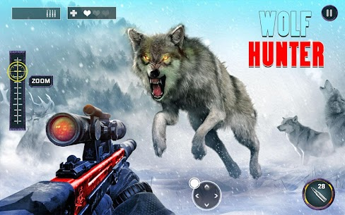 Wild Hunting 3d:Free shooting Game 1