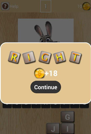 Guess Zootopia Word
