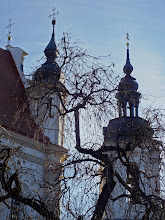 Photo: Vilniaus senamiestyje.