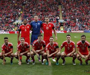 📷 Daar is Wales, daar zijn de opvallende teamfoto's