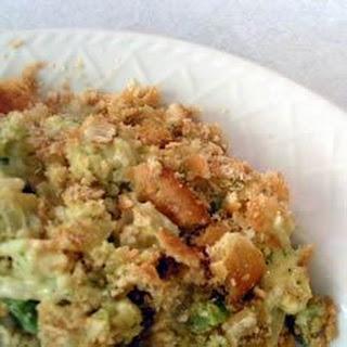 Broccoli and Cauliflower Casserole.
