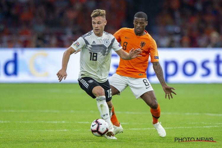 Joshua Kimmich donne son avis à propos de l'éventuelle reprise en Bundesliga