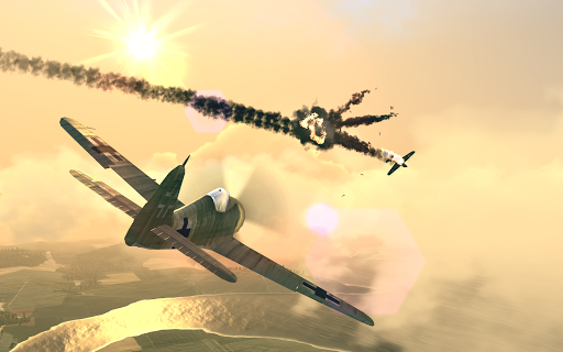 Warplanes: WW2 Dogfight  screenshots 10