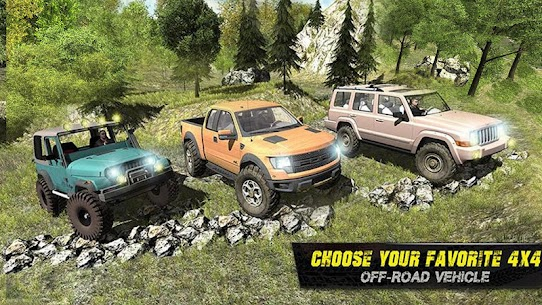Offroad Jeep Driving Adventure Game 2