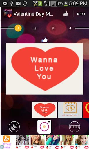 Valentine Day Greeting Cards