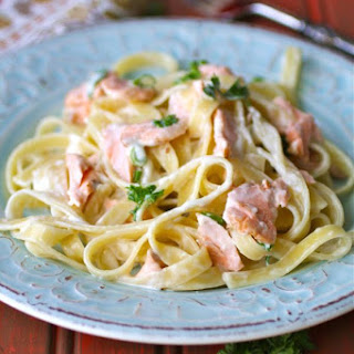 Creamy Parmesan Salmon Recipes