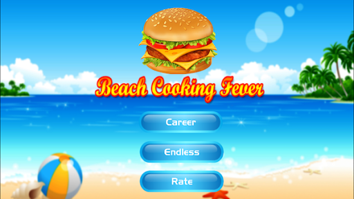 Beach Cooking Fever Girls Game