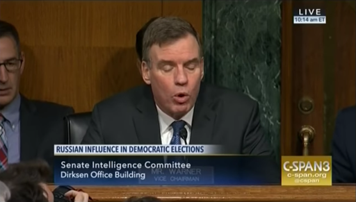 Sen. Warner's opening remarks at AG Jeff Sessions' hearing