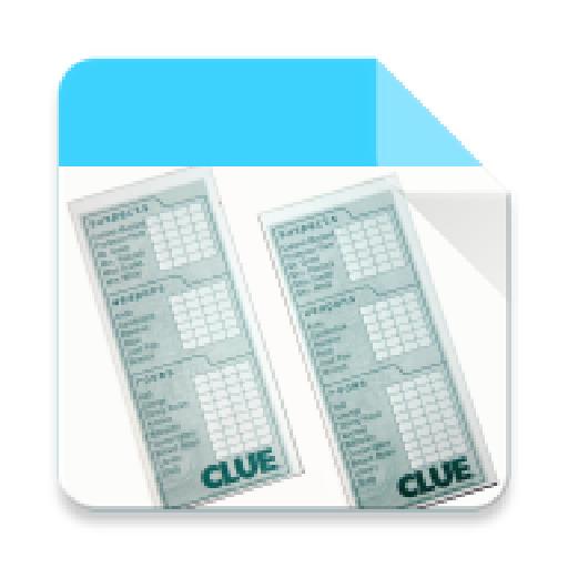 Cluedo Notepad