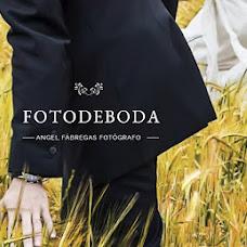 Wedding photographer Angel Fabregas (fotodeboda). Photo of 03.11.2016