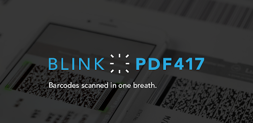 PDF417 barcode scanner - Apps on Google Play