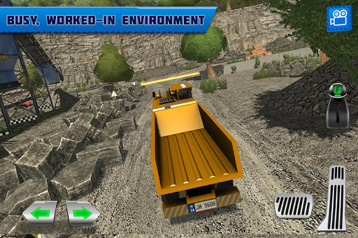 Quarry Driver 3: Giant Trucks 1.2 Screenshots 3
