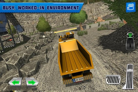 Quarry Driver 3: Giant Trucks App Download For Android and iPhone 3
