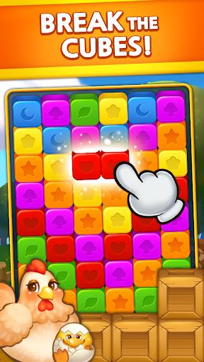 Bunny Blast - Puzzle 1.0.6 screenshots 1