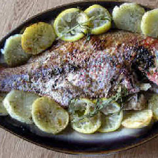 Baked Stuffed Red Snapper Recipes