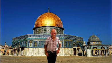 Photo: Al Aksa Moschee / Hier war ich schon mal