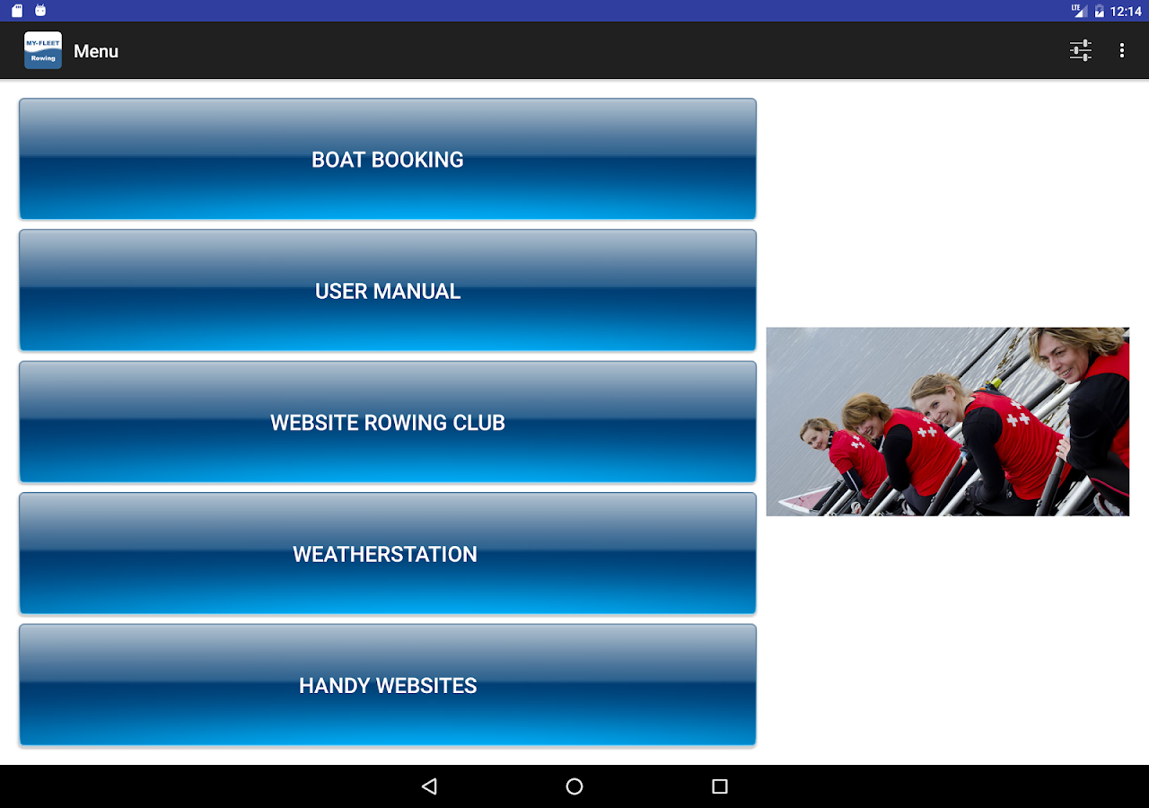 Book your boat- screenshot