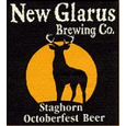 Logo of New Glarus Staghorn Oktoberfest
