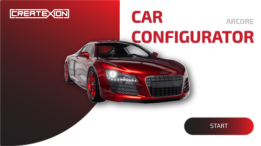 CAR CONFIGURATOR AR screenshots 1