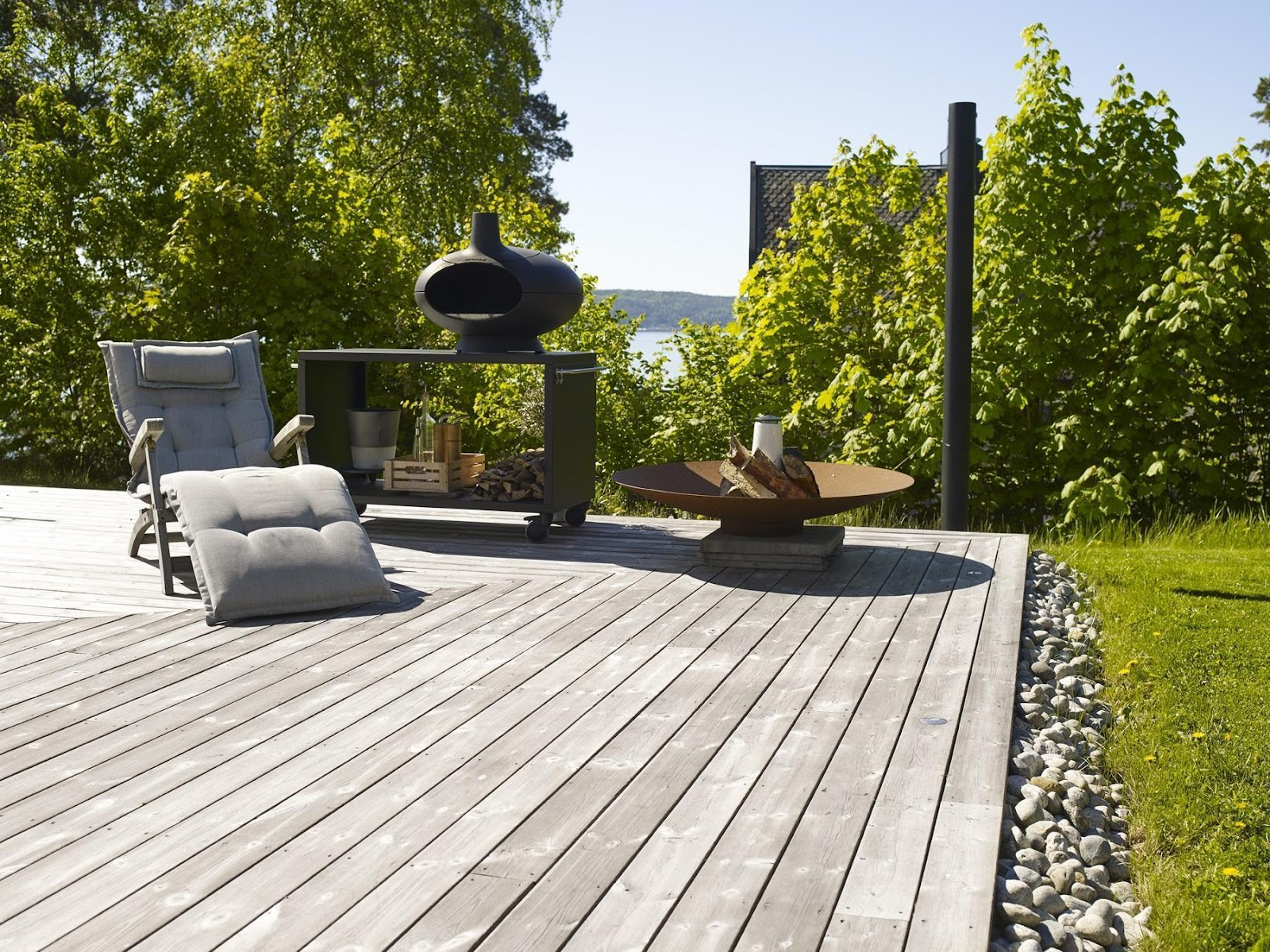 Bygg din egen terrasse