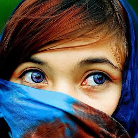 Bright Eyes by Role Sumarauw - People Portraits of Women ( model, women eyes, beauty, portrait )
