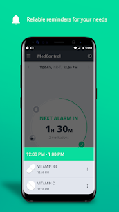 Pill Reminder & Medicine App – MedControl Apk  Download For Android 2