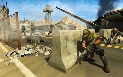Modern Counter Survival Battleground Battle Royale