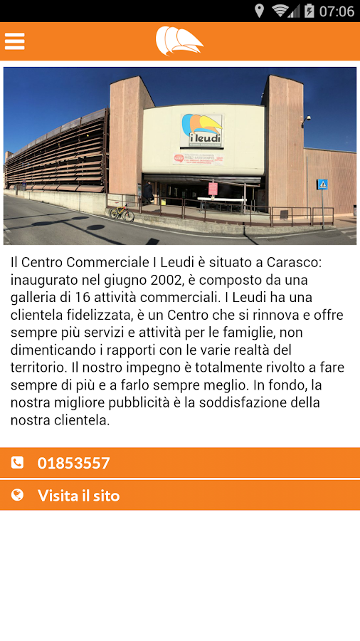 I Leudi Centro Commerciale- screenshot