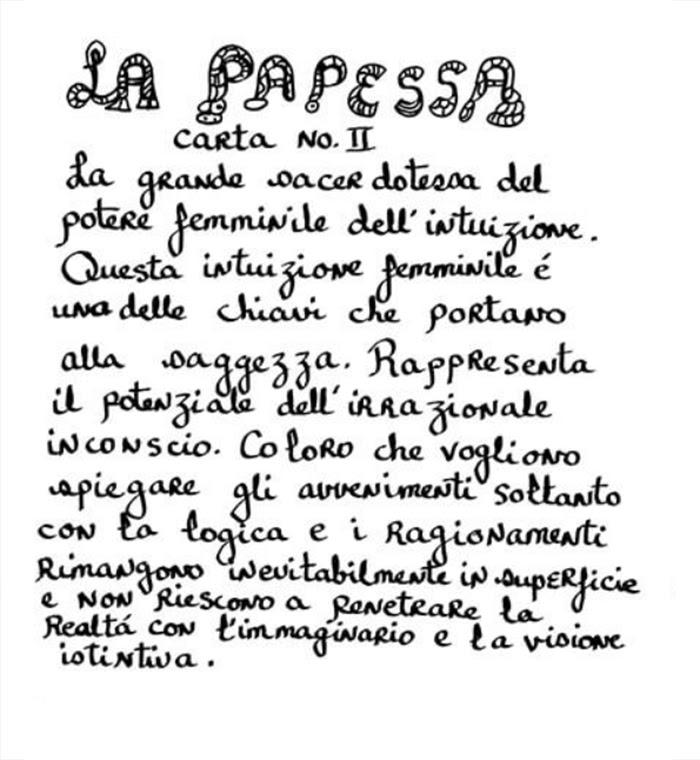 Niki de Saint Phalle, La Papessa, Giardino dei Tarocchi, Capalbio