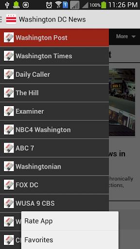 Washington D.C. News