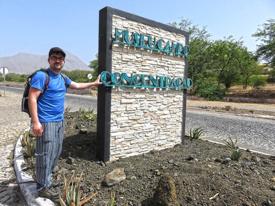 Uma visita ao Campo de Concentração do Tarrafal (ilha de Santiago) | Cabo Verde