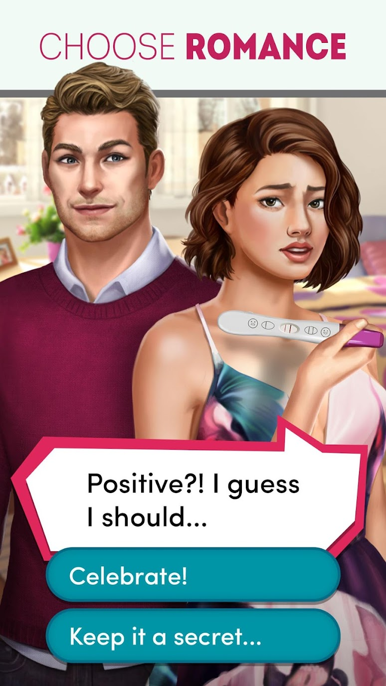 Choices Stories You Pay Mod Apk (Unlimited Keys/Diamonds) 2