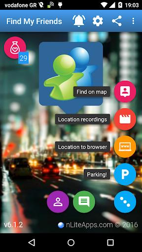 Find My Friends 6.1.3 screenshots 1