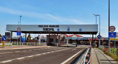 Photo: Drogowe Przejście Graniczne TERESPOL Polska (UE) - Białoruś