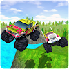 Hill Climb AED Monster Truck 2