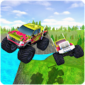 Hill Climb AED Monster Truck 2 icon
