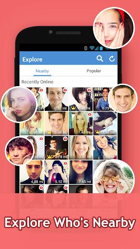 InstaMessage - Chat, meet, dating screenshot 2