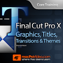 Graphics Course For Final Cut icon