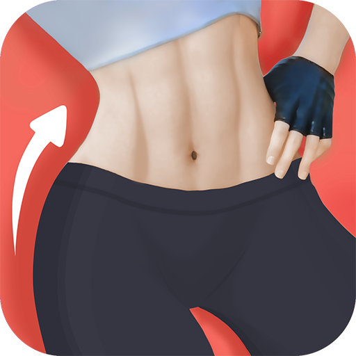 ABS Workout - Home Workout, Tabata, HIIT Icon
