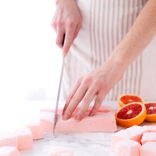 Blood Orange Marshmallows