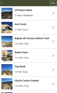 Hiking Guide: Joshua Tree- screenshot thumbnail