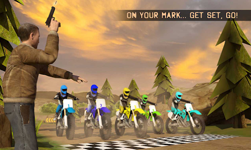 Trial Xtreme Dirt Bike Racing Games: Mad Bike Race App Latest Version  Download For Android 1