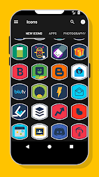 Soneo - Icon Pack APK screenshot thumbnail 8