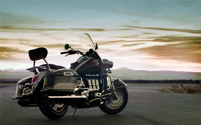 Heavy motorcycle Themes & New Tab