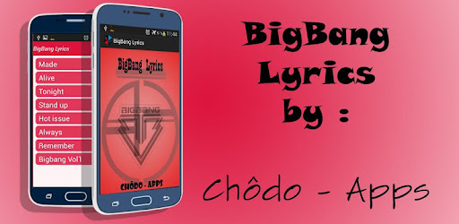 BigBang - Lyrics for PC