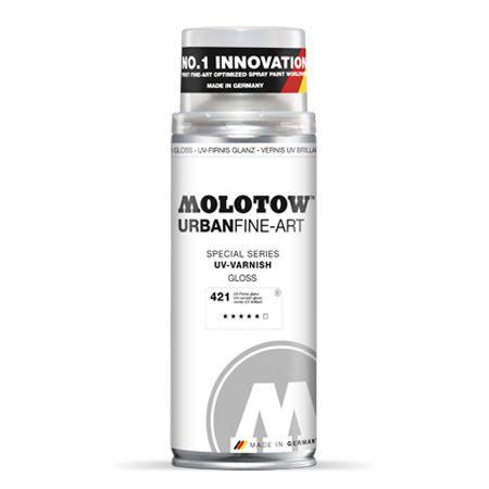 Molotow fernissa UV-skydd