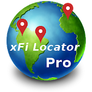 Find iPhone, Android Devices, xfi Locator Pro