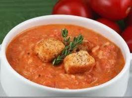 Tomato And Fennel Soup Recipe