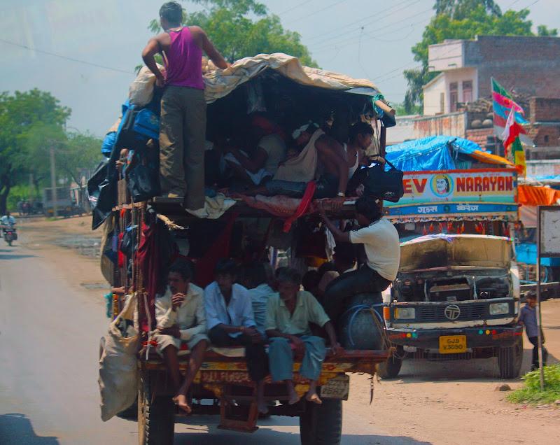 mezzi di trasporto in India ... di marmiria
